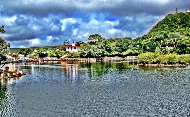 بحيرة غانغا تالو