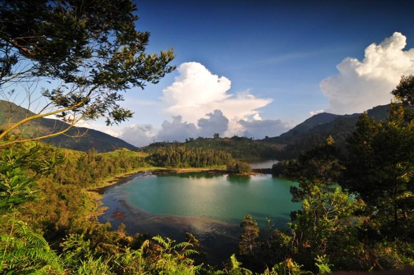 بحيرة Telaga Warna