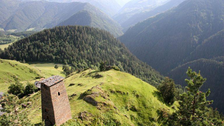 حديقة Tusheti الوطنية