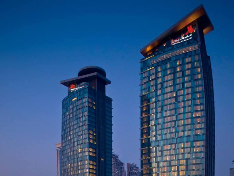 فندق ماريوت ماركيز الدوحة