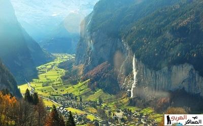 اجمل مدن سويسرا