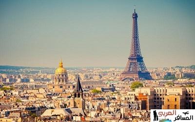 الاماكن السياحية في باريس