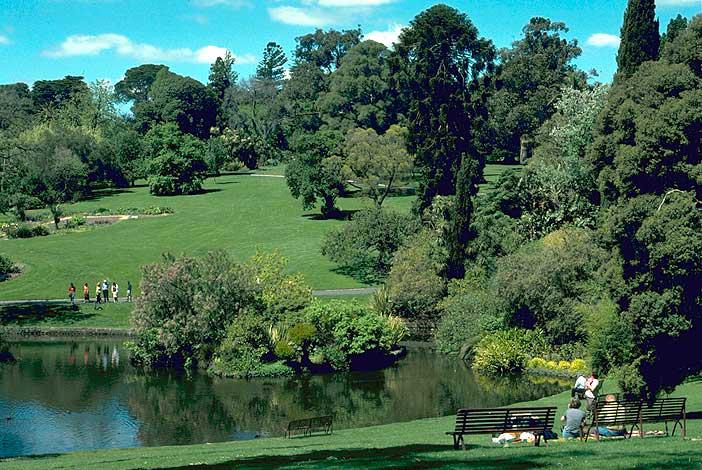 الحدائق النباتية الملكية