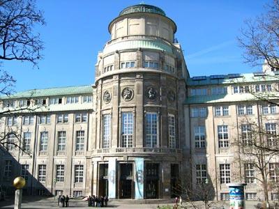 المتحف الالمانى