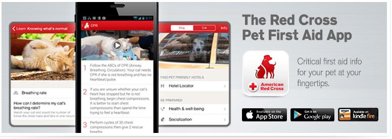 تطبيق Pet First Aid