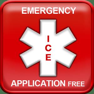 تطبيق in case of emergency