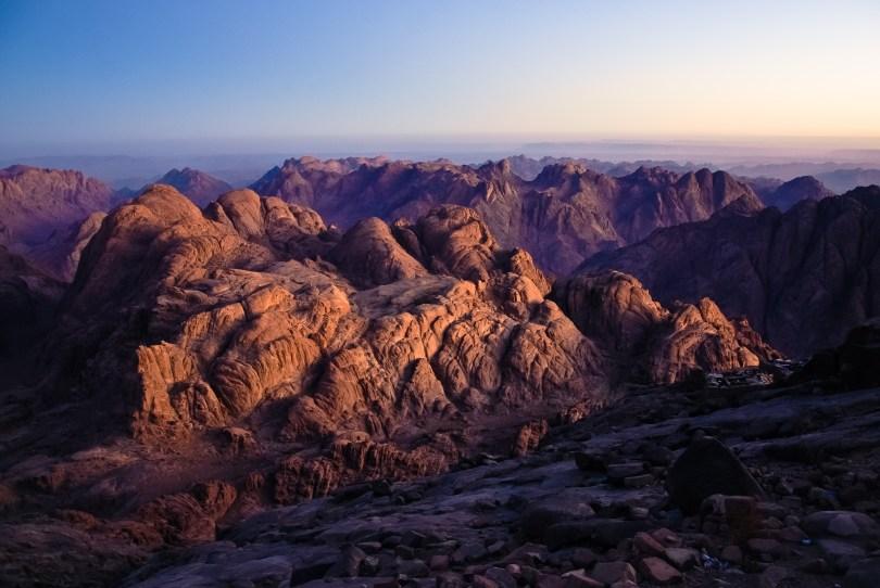 جبل موسي