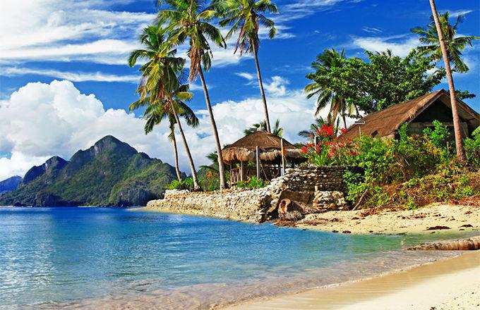 شواطئ الفليبين
