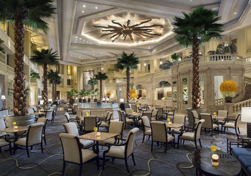 فندق بينينسولا مانيلا