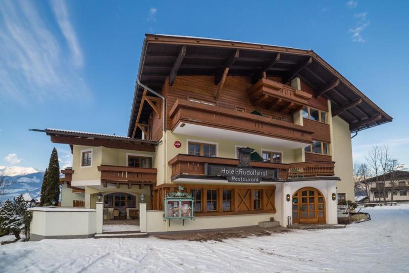 فندق Rudolfshof