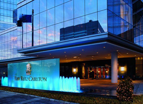 فندق ريتز كارلتون نيويورك
