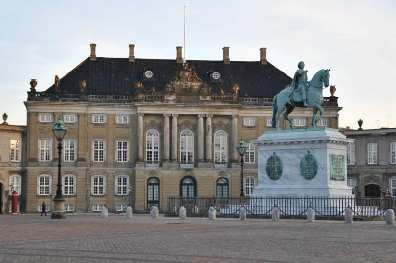 قصر أمالينبورغ