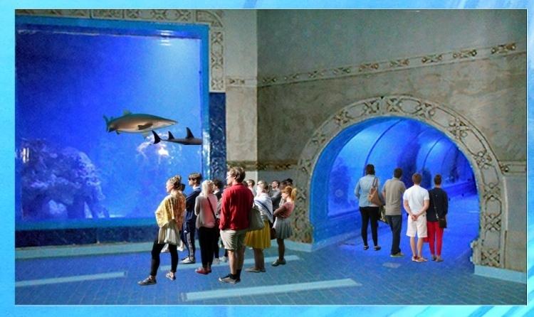 متحف جراند أكواريوم