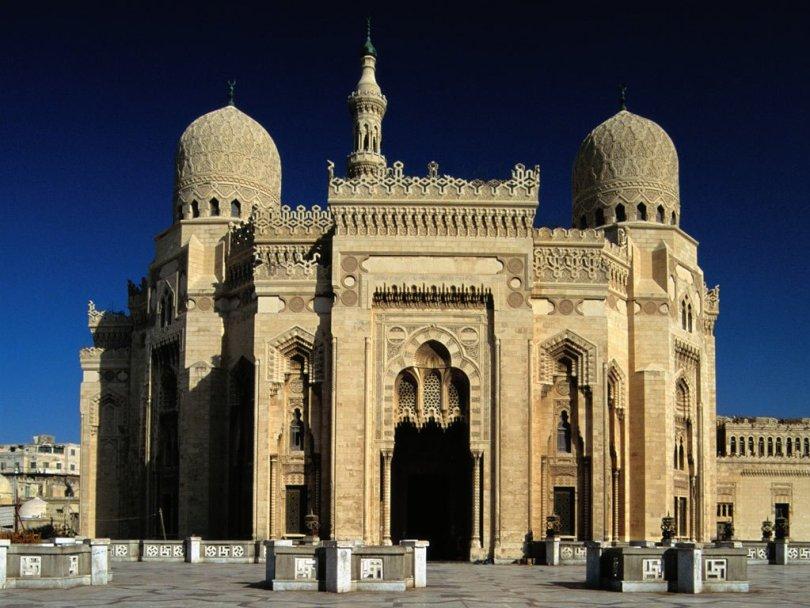 مسجد المرسى أبو العباس