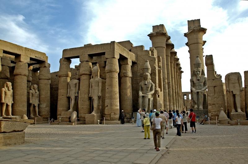 معبد الاقصر
