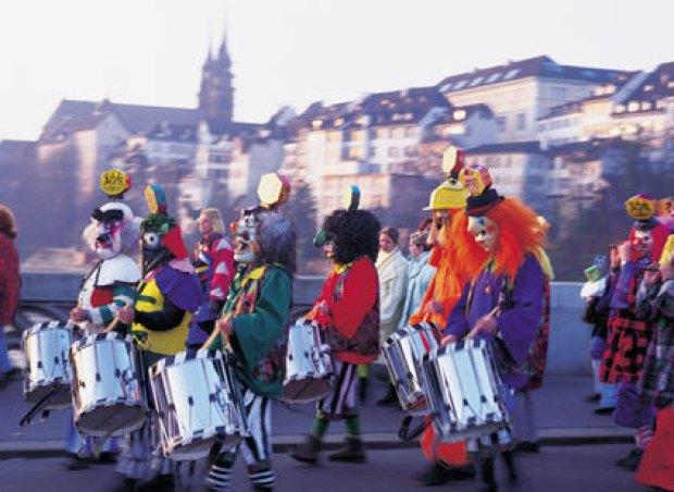 مهرجان بازل بسويسرا