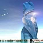 دبي تبني فندق ديناميك تاور وهو أول فندق دوّار لا تطاله تصنيفات النجوم