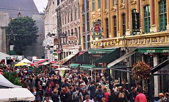 Braderie de Lille Flea Market