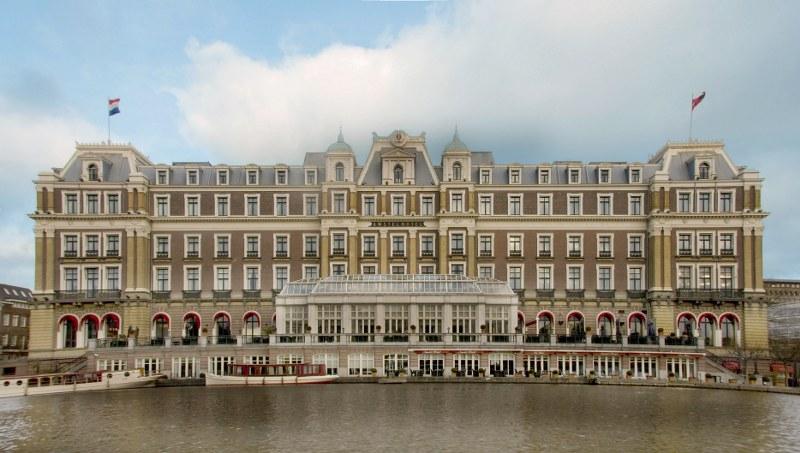 فندق إنتركونتيننتال أمستل أمستردام