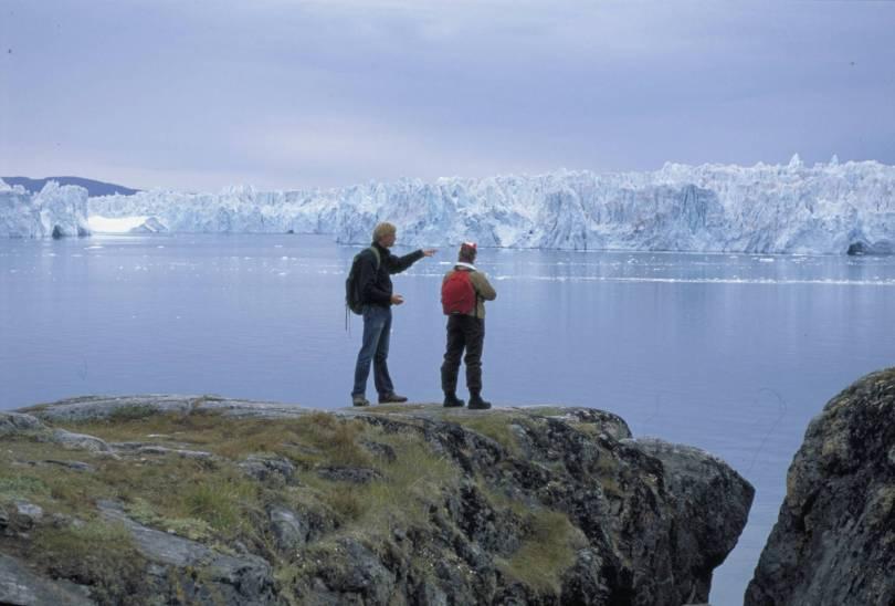 sermermiut eskimo settlement