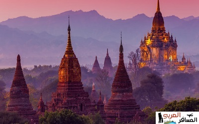 السياحة في ميانمار