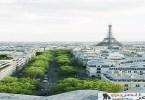 السفر الى فرنسا