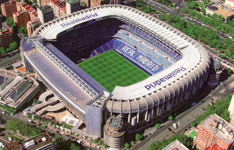ملعب سانتياغو برنابيو