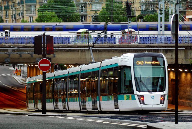 وسائل المواصلات في فرنسا