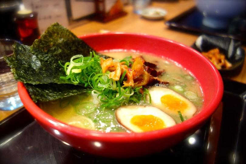 وجبات مدينة طوكيو