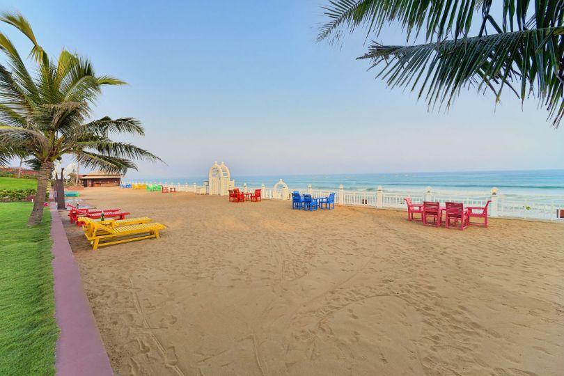 شاطىء Gopalpur