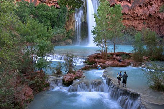 غراند كانيون في أريزونا