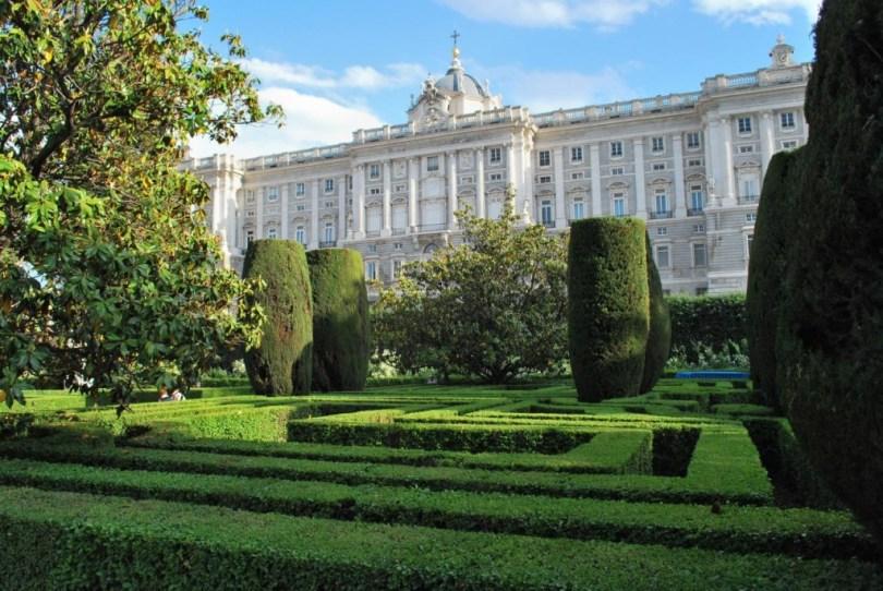 حديقة جاردينز دي ساباتيني