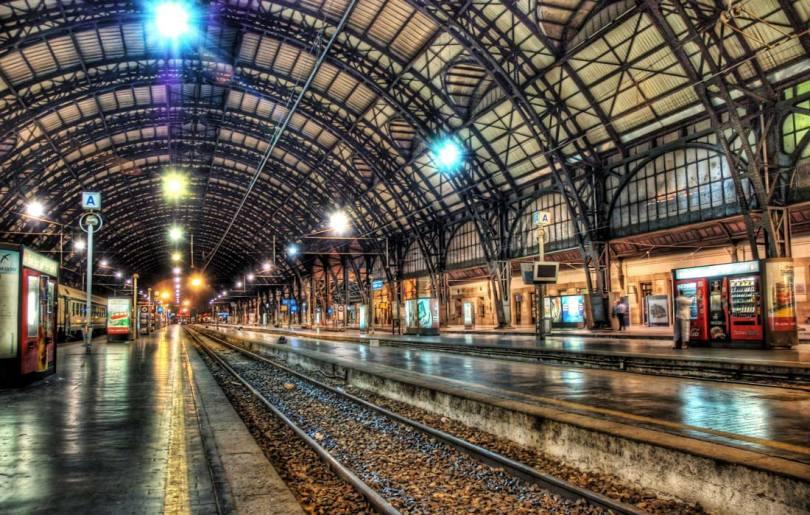 محطة ميلانو المركزية