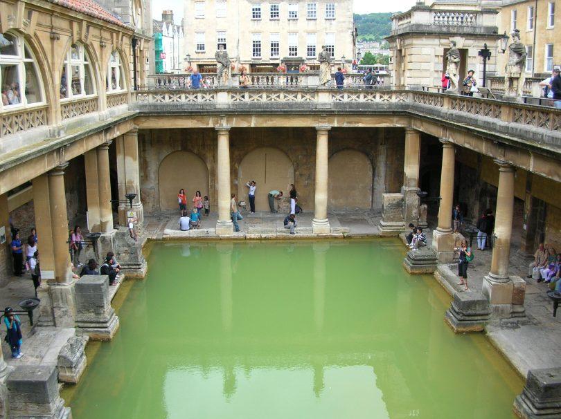 حمام إنجلترا