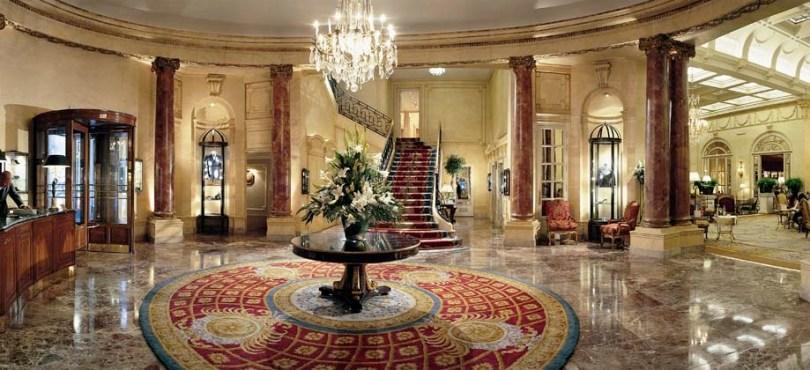 فندق ريتز مدريد