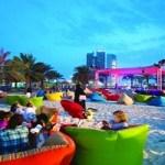 انطلاق فعاليات مهرجان أم الإمارات على كورنيش أبوظبي