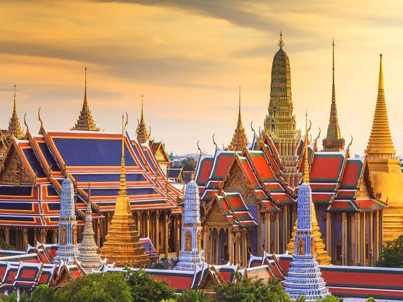 معبد بوذا الزمردي