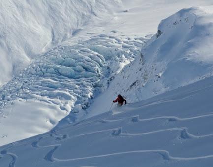 التزلج