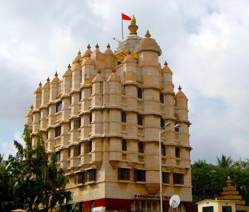 معبد siddhivinayak