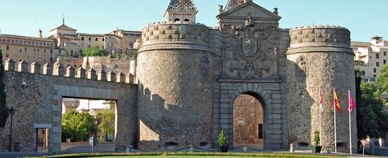 بوابة Puerta de Bisagra