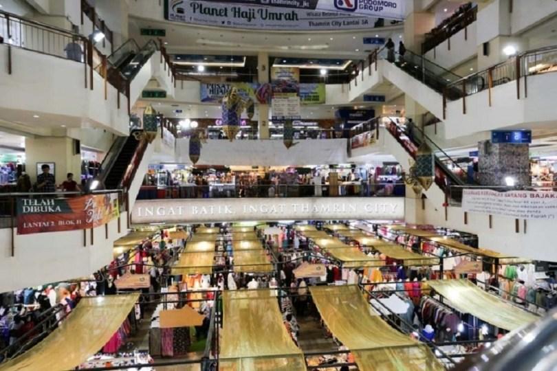 التسوق في جاكرتا