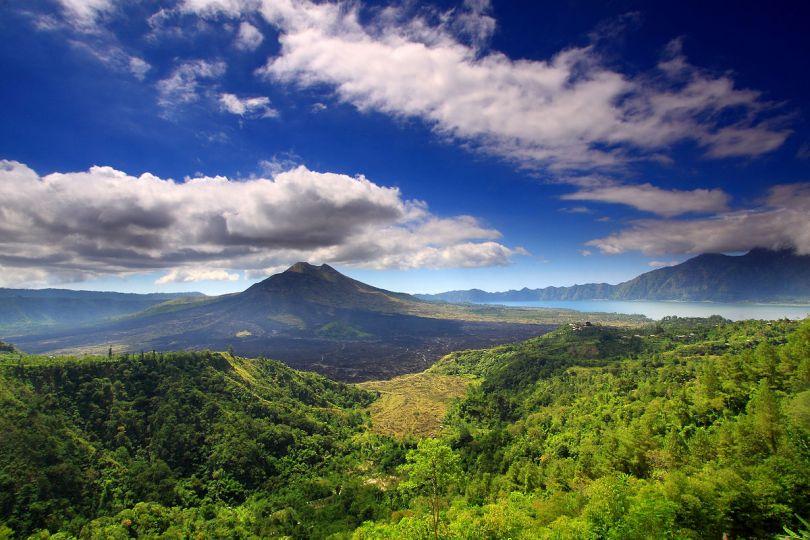 جبل Batur