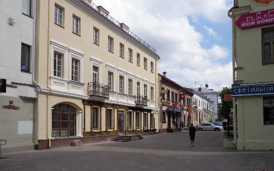 شوارع مينسك