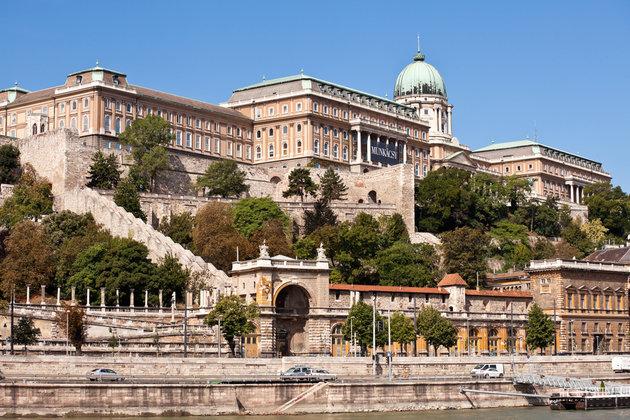 قلعة بودابست