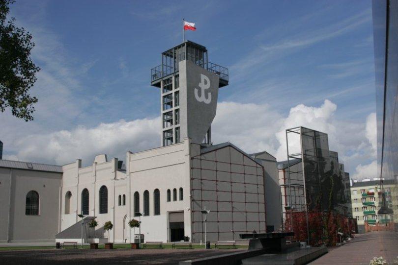 متحف أنتفاضة وارسو