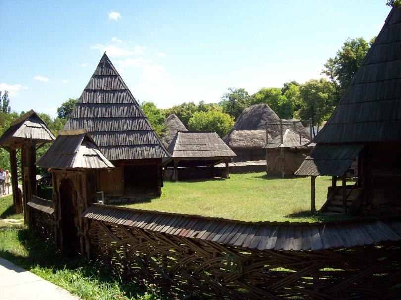 متحف الفلاحيين الرومانيين