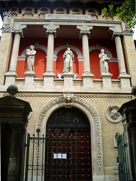 متحف de Zaragoza