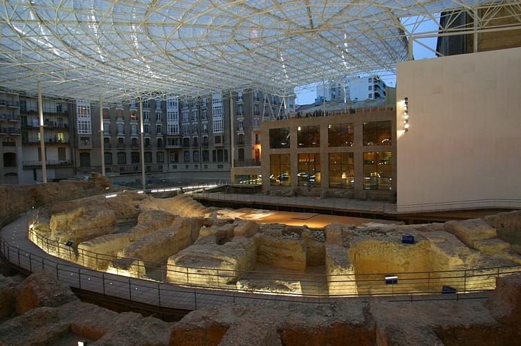 متحف del Foro de Caesaraugusta