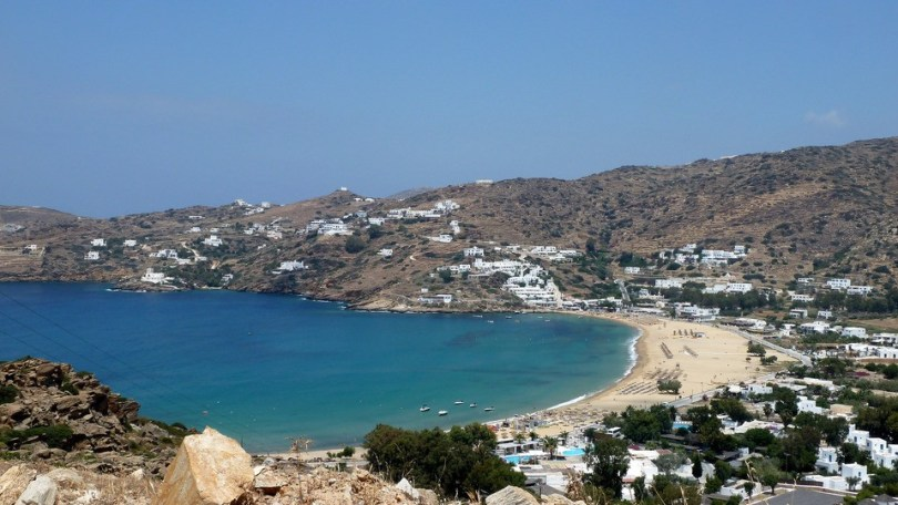 الشواطىء اليونانية