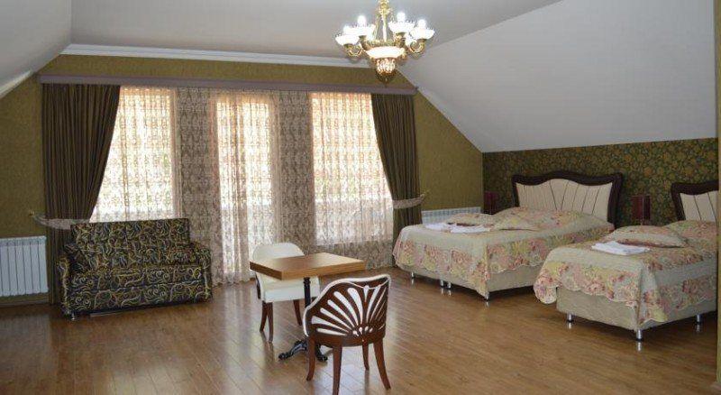 الفنادق الفاخرة في جورجيا